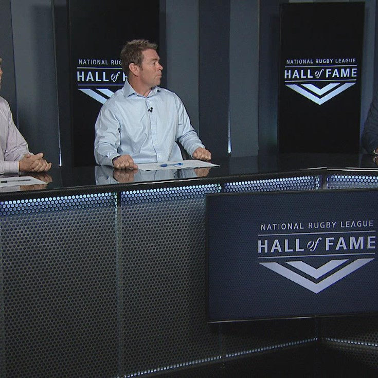 Six Hall of Fame inductees named for 2018