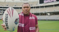 Perth State of Origin 2019 - Go the Maroons