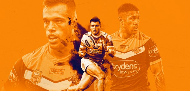 Wests Tigers v Rabbitohs - Round 19