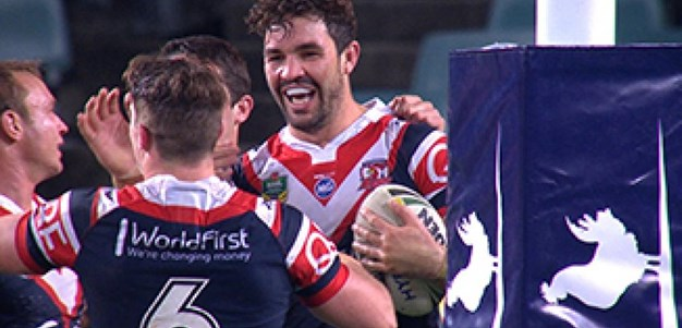Rd 18: Roosters v Rabbitohs (Hls)