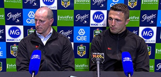 Rd 18 Press Conference: Rabbitohs