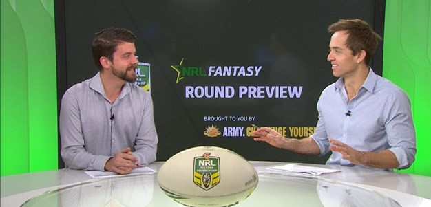 Fantasy Preview Show: Round 18