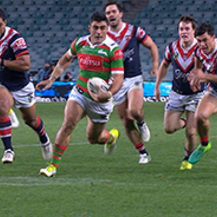 Full Match Replay: Sydney Roosters v South Sydney Rabbitohs (2nd Half) - Round 18, 2017