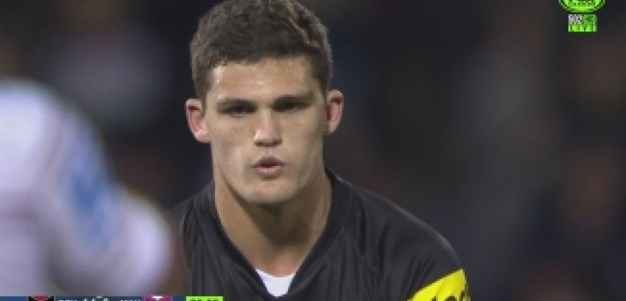 Rd 18: PENALTY GOAL Nathan Cleary (68th min)