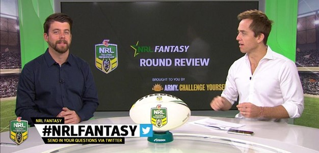 Fantasy Review Show: Round 18