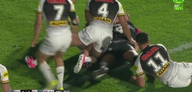 Rd 19: TRY Solomone Kata (17th min)