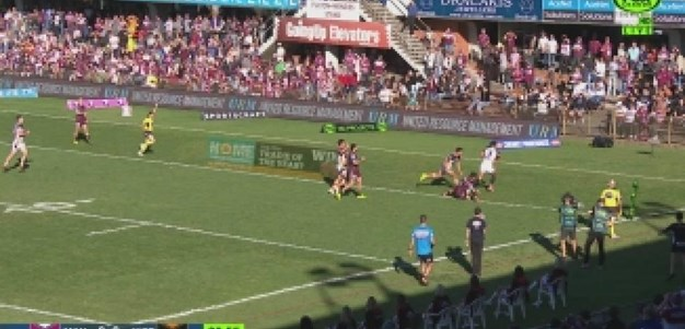 Rd 19: TRY Esan Marsters (30th min)