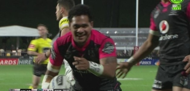 Rd 19: TRY Solomone Kata (47th min)