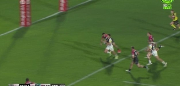 Rd 19: TRY Nathan Cleary (74th min)