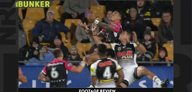 Rd 19: Warriors v Panthers - No Try 20th minute - Waqa Blake