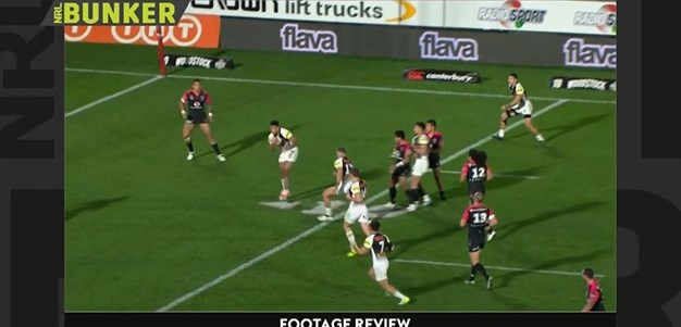 Rd 19: Warriors v Panthers - Try 78th minute - Waqa Blake