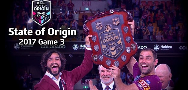 State of Origin Playback - The Decider - 2017