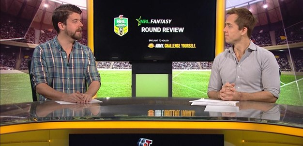 Fantasy Review Show: Round 19