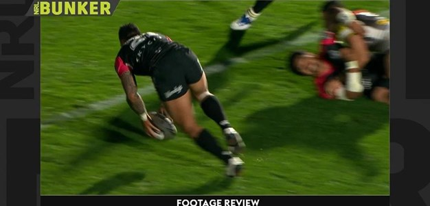 Rd 19: Warriors v Panthers - No Try 39th minute