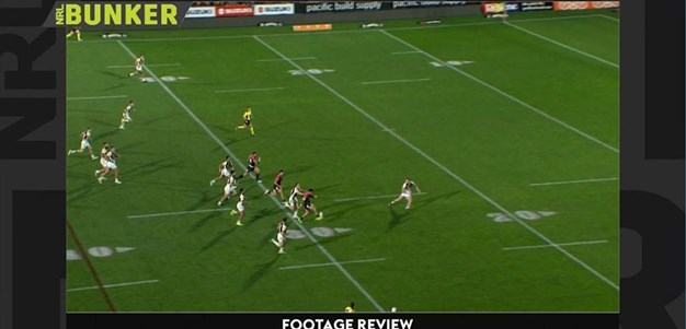 Rd 19: Warriors v Panthers - No Try 62nd minute