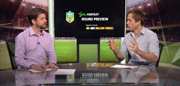 Fantasy Preview Show: round 20