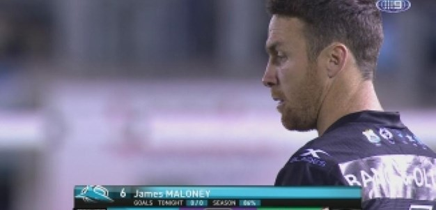 Rd 20: GOAL James Maloney (5th min)