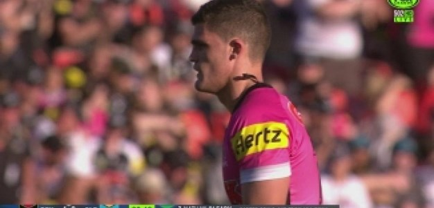 Rd 20: GOAL Nathan Cleary (37th min)