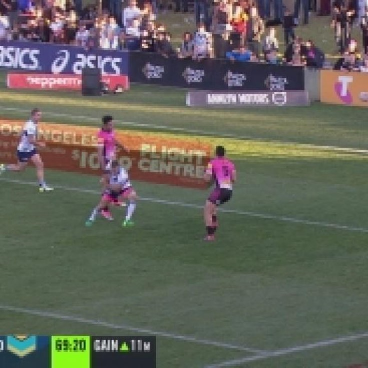 Rd 20: TRY Dallin Watene-Zelezniak (70th min)