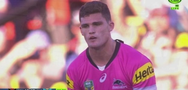 Rd 20: GOAL Nathan Cleary (64th min)