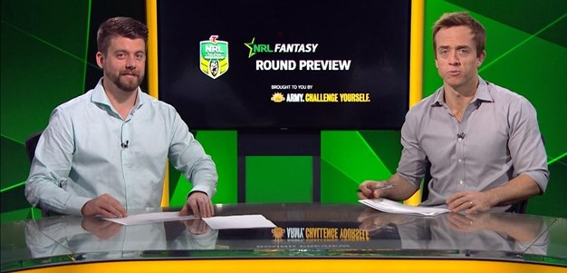 Fantasy Preview Show: Round 21