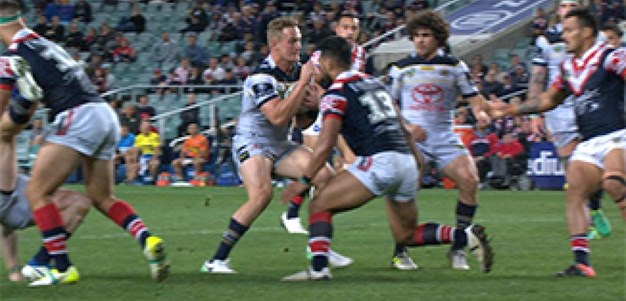 Rd 21: Roosters v Cowboys (Hls)