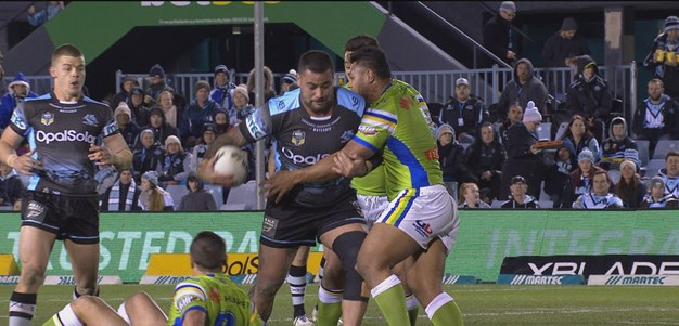 Pure power puts Fifita over