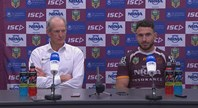 Broncos press conference - Round 19