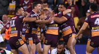 Extended Highlights: Broncos v Panthers - Round 19, 2018