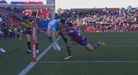 Don finishes in style