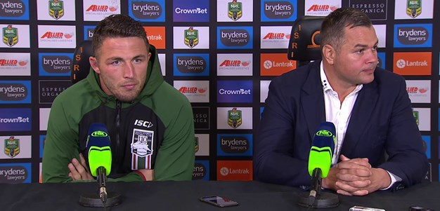 Rabbitohs press conference - Round 19