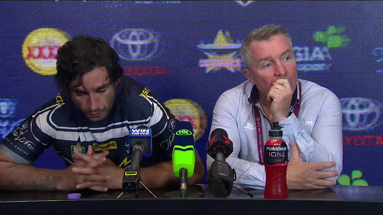 Cowboys press conference – Round 19