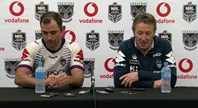 Storm press conference: Round 19, 2018