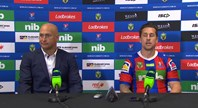 Knights press conference – Round 19