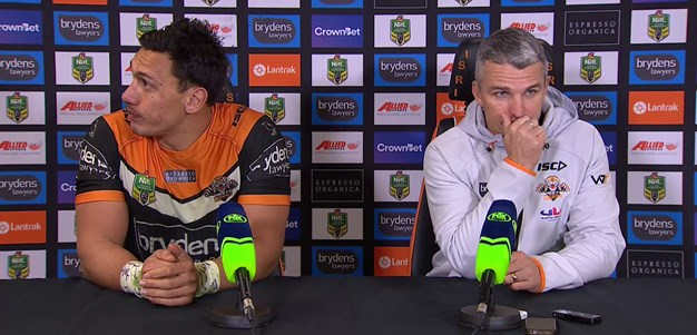 Wests Tigers press conference - Round 19