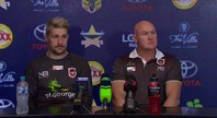 Dragons press conference – Round 19