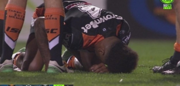 Rd 26: TRY Kevin Naiqama (8th min)