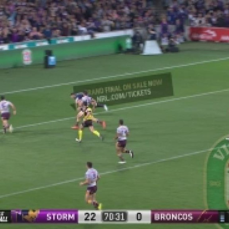 FW3: TRY Billy Slater (72nd min)