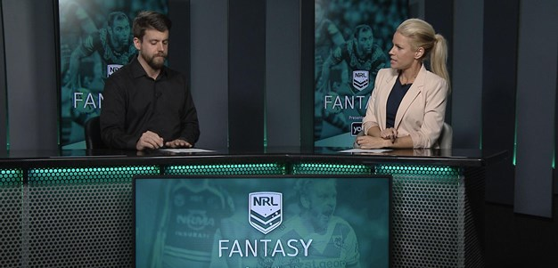 NRL Fantasy Preview - Round 20