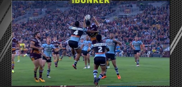 Rd 23: Broncos v Sharks - No Try 53rd minute