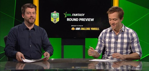 Fantasy Preview Show: Round 24
