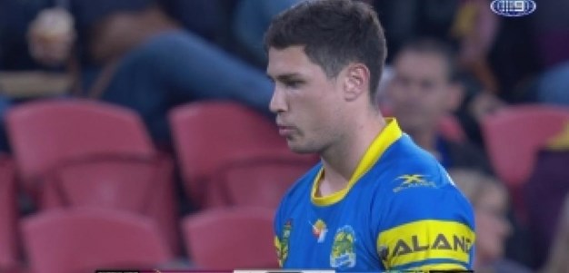 Rd 25: GOAL Mitchell Moses (2nd min)