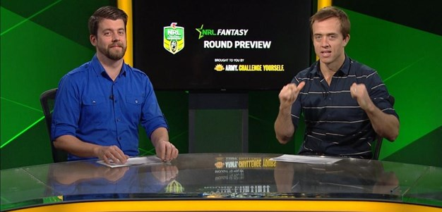 Fantasy Preview: Round 25