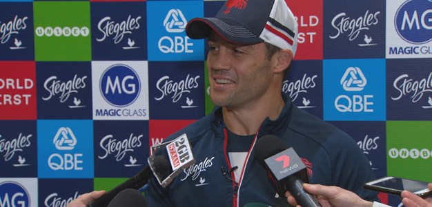 Cronk on Keary injury and relationship with Cam