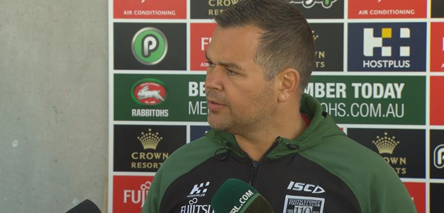 Souths wary of Storm's triple threat