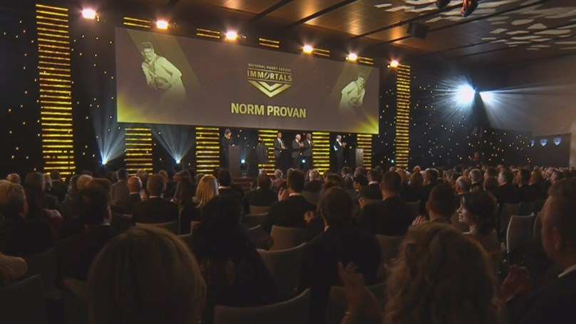 12th Immortal - Norm Provan
