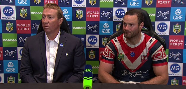 Roosters press conference - Round 21