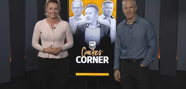 Coaches Corner: Souths' left edge attack