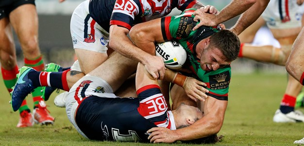 Burgess playing down Roosters rivalry