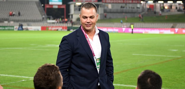 Seibold intends to see out Souths contract